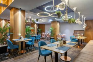 Restaurant - Kristal Hotel