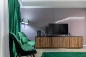 Camera Twin Deluxe - Kristal Hotel